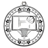 Basketball Medal - Ace Trophies