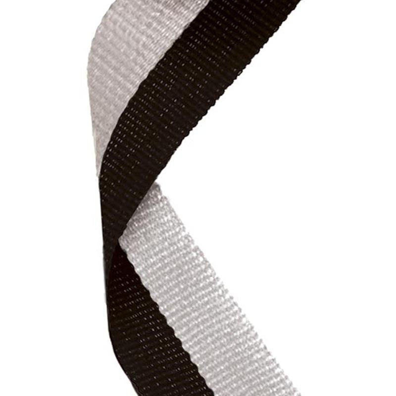 Black Grey Ribbon - Ace Trophies