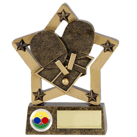 Star Table Tennis Trophy