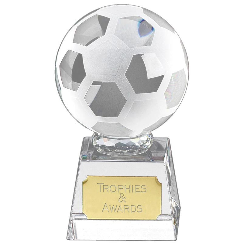 Victory Football Optical Crystal Award