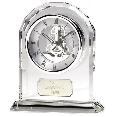 Epoch Optical Crystal Clock - Ace Trophies