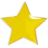 Coloured Star Badge - Ace Trophies