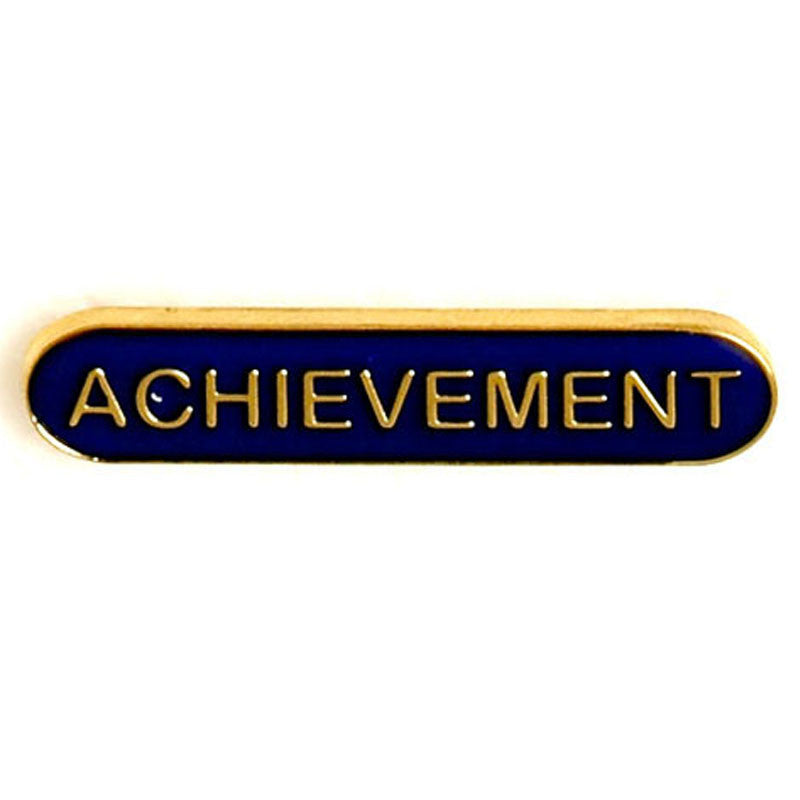 Achievement Bar Badge - Ace Trophies