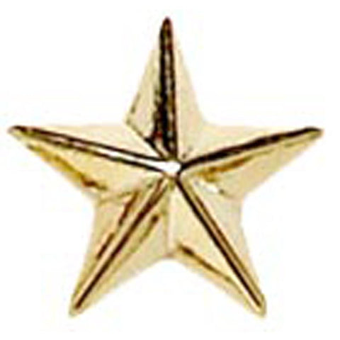 12mm Star Pin Badge - Ace Trophies