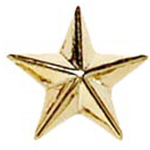 8mm Star Pin Badge - Ace Trophies