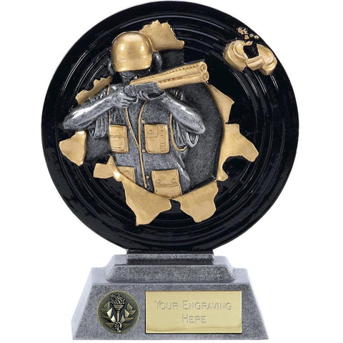 Xplode Clay Pigeon Trophy