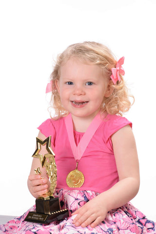 Girl's Birthday Party Package 1 - Ace Trophies