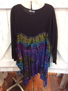 Tie dye tunics! One size fits most!