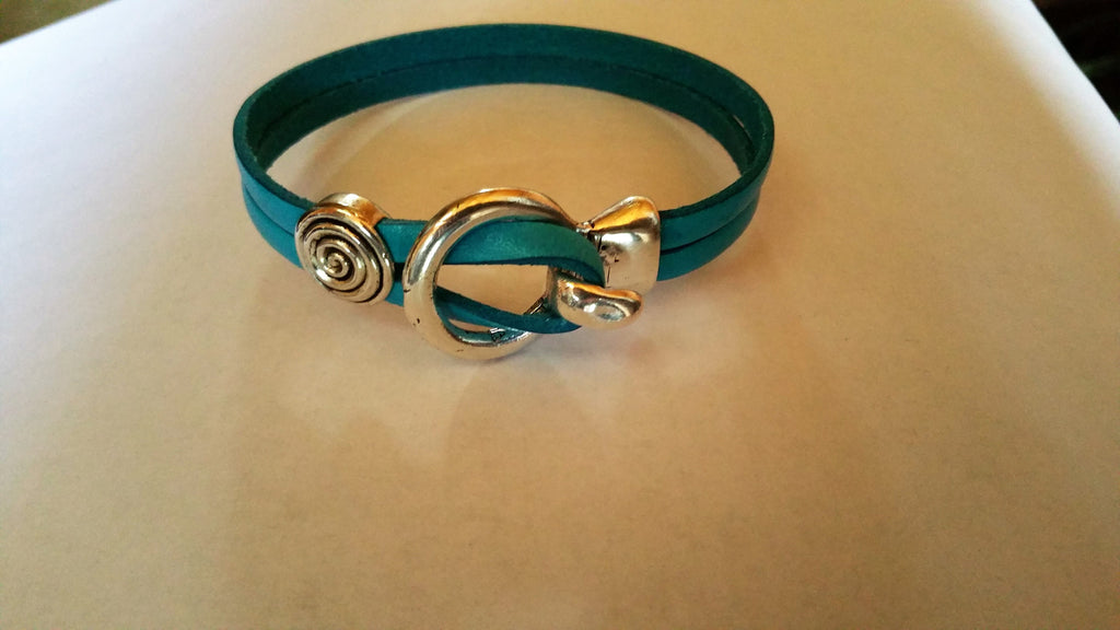 Handcrafted Leather Bracelet