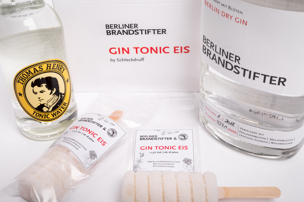 Berliner Brandstifter Gin&Tonic SPECIAL EDITION 36ml