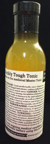 Terribly Tough Tonic