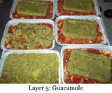 Beefy 7-Layer Dip (Hot or Cold)