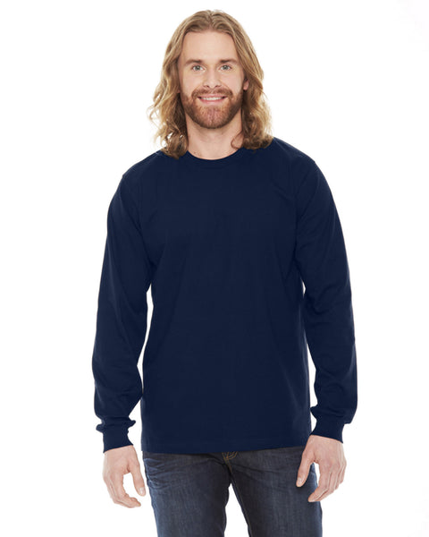 Long Sleeve Tshirt - Navy Blue