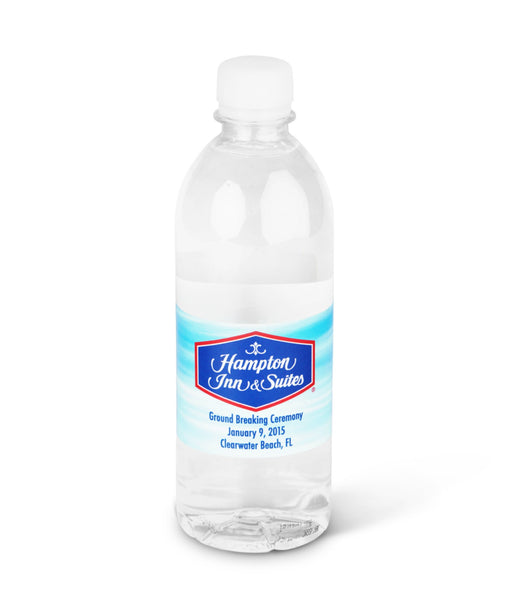 Large Disposable Water Bottle
