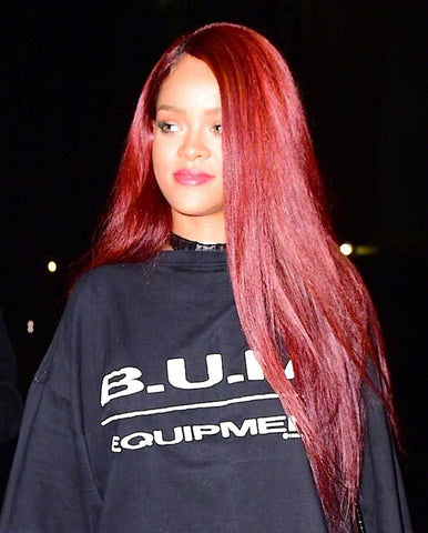 Rihanna: Peruvian Straight - hair colour 50