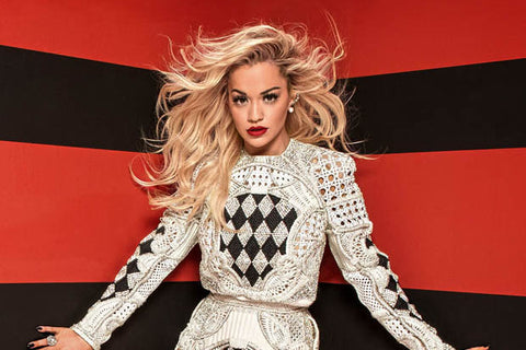 Rita Ora: Brazilian Loose Wave - hair colour 24 natural blond