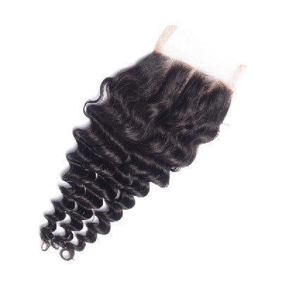Luxury Deep Wave Three-part - London Virgin Hair