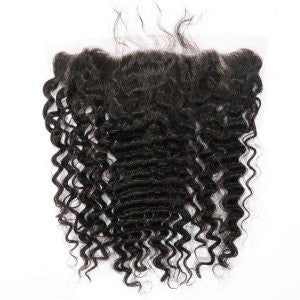 Full Frontals 13x4 - Free part - London Virgin Hair