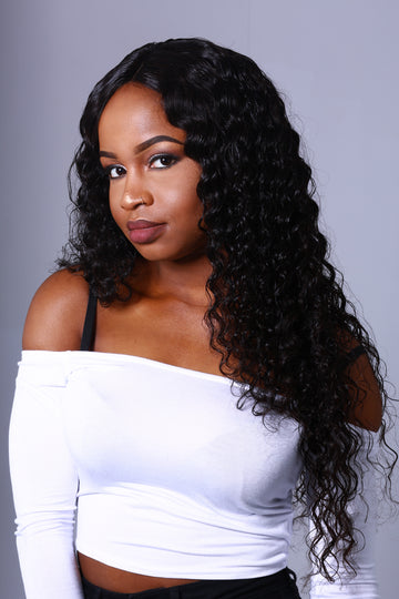 Luxury Deep Wave - Natural Colour - London Virgin Hair