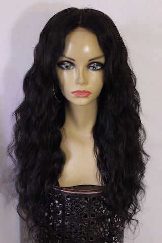 """Aliyah"" - 4x4"" Middle-part Closure - London Virgin Hair"