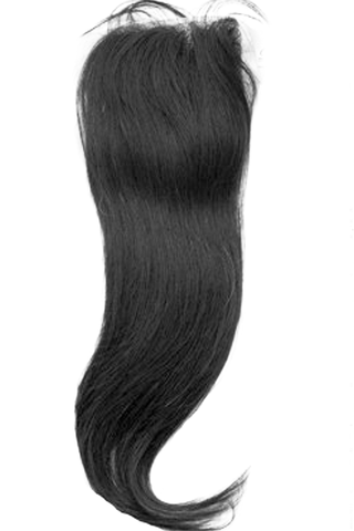 Luxury Silk Base Closures - Free Part - London Virgin Hair