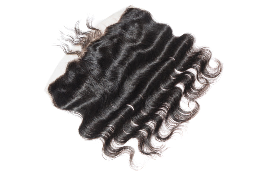 Luxury Transparent Lace Frontals 13x4 - Free Part