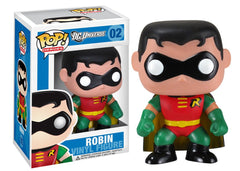 Funko Pop DC Heroes - Robin Pop! Vinyl Figure
