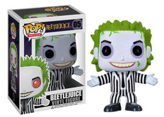 Funko Pop Horror - Beetlejuice Pop! Vinyl Figure