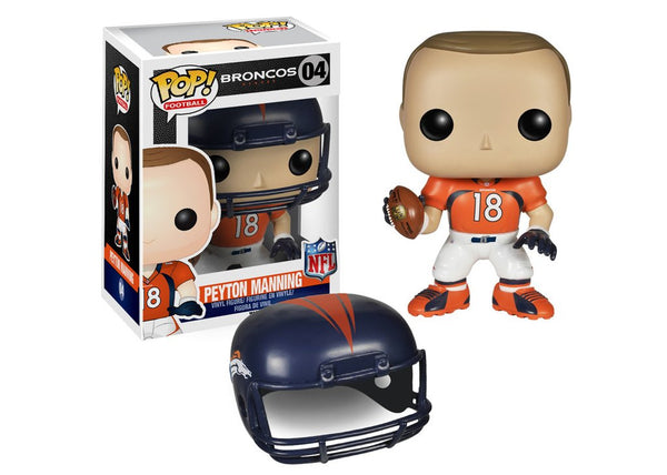 Funko Pop NFL Wave 1 - Peyton Manning Pop! Vinyl Figure