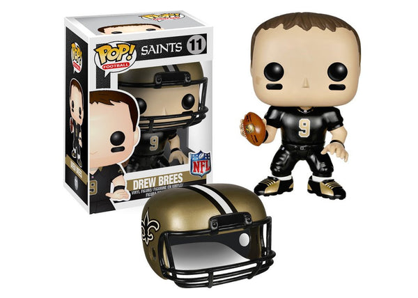 Funko Pop NFL Wave 1 - Drew Brees Pop! Vinyl Figure