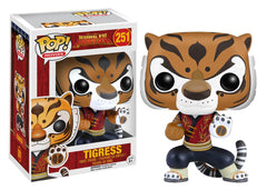 Funko Kung Fu Panda - Tigress Pop! Vinyl Figure