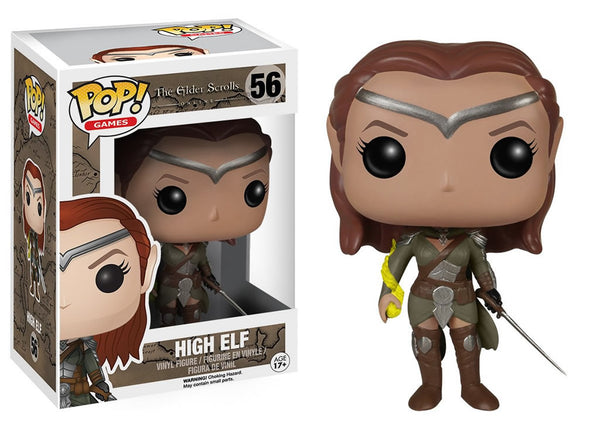 05271 - Funko Pop! Elder Scrolls V: Skyrim - High Elf Pop! Vinyl