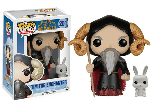 Funko Monty Python and The Holy Grail - Tim the Enchanter Pop! Vinyl Figure