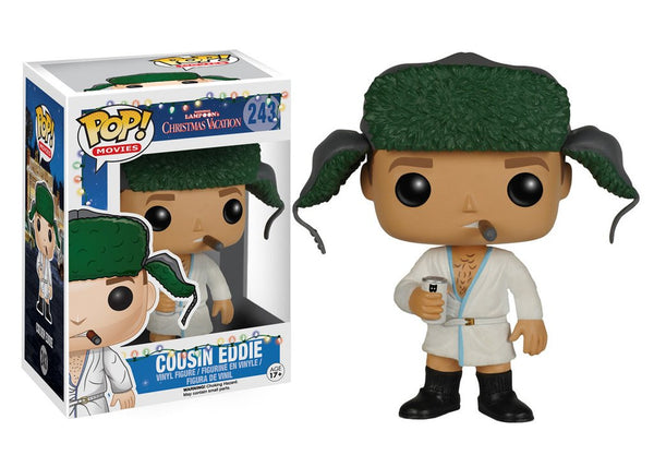 Funko Pop Christmas Vacation - Cousin Eddie Pop! Vinyl Figure