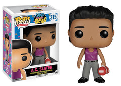 Funko Saved By The Bell - AC Slater Pop! Vinyl Figure