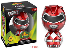 Funko Power Rangers - Red Ranger Dorbz Vinyl Figure **CHASE VERSION**