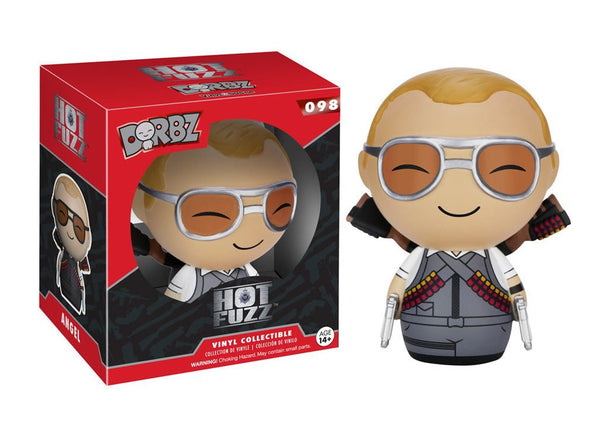 Funko Hot Fuzz - Angel Dorbz Vinyl Figure