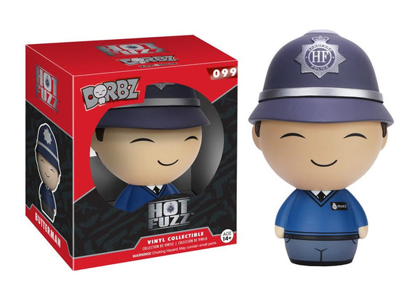 Funko Hot Fuzz - Butterman Dorbz Vinyl Figure