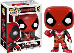 Funko Pop Marvel - Deadpool Thumbs Up Pop! Vinyl Figure