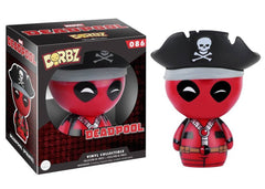 Funko Marvel - Pirate Deadpool Dorbz Vinyl Figure