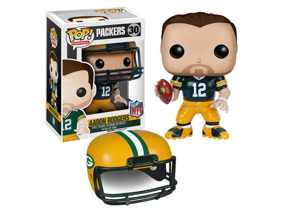 Funko Pop NFL Wave 2 - Aaron Rodgers Pop! Vinyl Figure