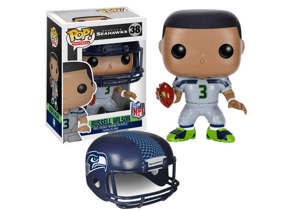 Funko Pop NFL Wave 2 - Russell Wilson Pop! Vinyl Figure
