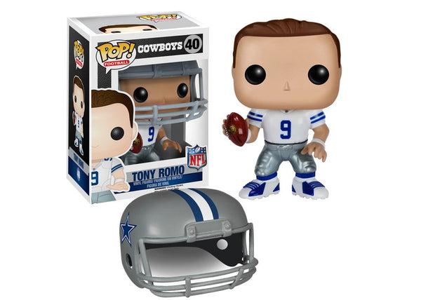 Funko Pop NFL Wave 2 - Tony Romo Pop! Vinyl Figure