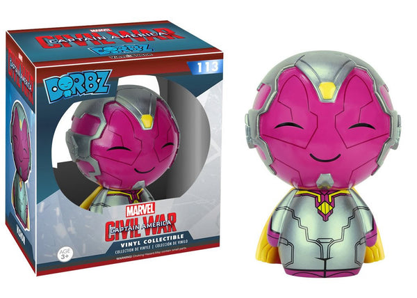 Funko Captain America 3: Civil War - Vision Dorbz Vinyl Figure