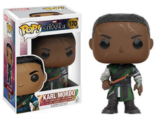 Funko Pop Marvel Dr Strange - Mordo Pop! Vinyl Figure