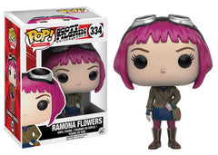 Scott Pilgrim vs The World - Ramona Flowers Pop! Vinyl