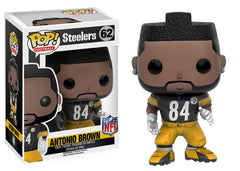 NFL Wave 3 - Antonio Brown (Pittsburgh Steelers) Pop! Vinyl