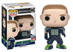 NFL Wave 3 - Jimmy Graham (Seattle Seahawks) Pop! Vinyl
