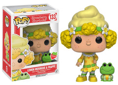 Strawberry Shortcake - Lemon Meringue and Frappe Pop! Vinyl