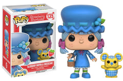 Strawberry Shortcake - Blueberry Muffin and Cheesecake Pop! Vinyl